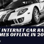 Internet car racing games offline